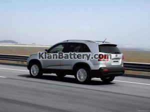 Kia Sorento 5 300x225 باتری کیا سورنتو