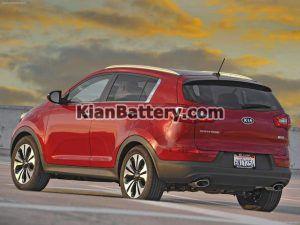 Kia Sportage 4 300x225 باتری کیا اسپورتیج
