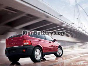 Ssang Yong Actyon 4 300x225 باتری سانگ یانگ اکتیون