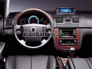 SsangYong Rexton 8 300x225 باتری سانگ یانگ رکستون