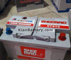 باتری شیزماد3 300x255 باتری شیز ماد برند Shiz mad