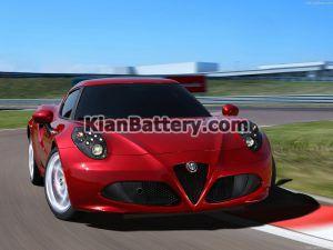 Alfa Romeo 4C 2 300x225 باتری آلفارومئو 4C