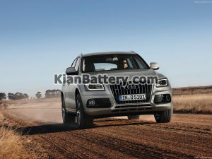 Audi Q5 11 300x225 باتری آئودی Q5
