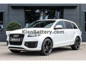 Audi Q7 1 300x225 باتری آئودی Q7