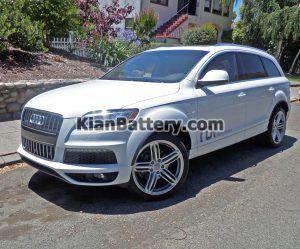 Audi Q7 2 300x249 باتری آئودی Q7
