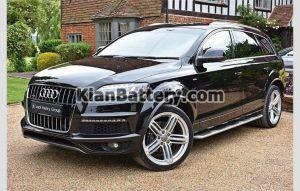 Audi Q7 3 300x191 باتری آئودی Q7