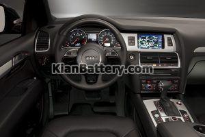 Audi Q7 7 300x200 باتری آئودی Q7