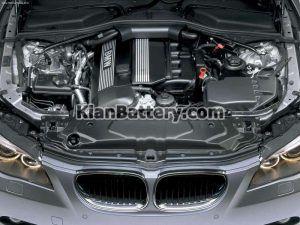 BMW 525i 10 300x225 باتری بی ام و 525