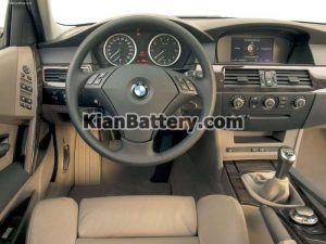 BMW 525i 9 300x225 باتری بی ام و 525