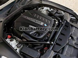 BMW 630i 9 300x225 باتری بی ام و 630