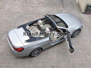 BMW 630i Cabriolet 6 300x225 باتری بی ام و 630