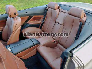 BMW 630i Cabriolet 7 300x225 باتری بی ام و 630