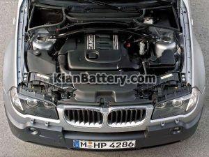 BMW X3 9 300x225 باتری بی ام و ایکس 3