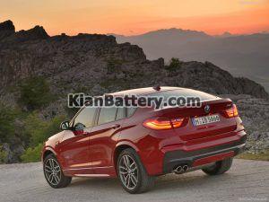 BMW X4 12 300x225 باتری بی ام و ایکس 4