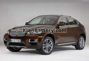 BMW X6 2 300x207 باتری بی ام و ایکس 6