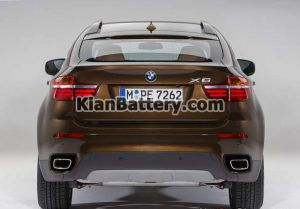 BMW X6 3 300x209 باتری بی ام و ایکس 6