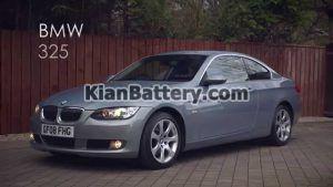 BMW 325i 3 300x169 باتری بی ام و 325
