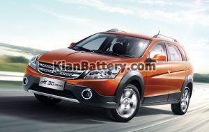 Dongfenf H30 Cross 2 300x190 باتری اچ سی کراس