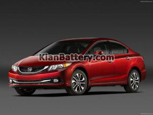 Honda Civic 2 300x225 باتری هوندا سیویک