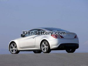 Hyundai Genesis Coupe 14 300x225 باتری هیوندای جنسیس کوپه