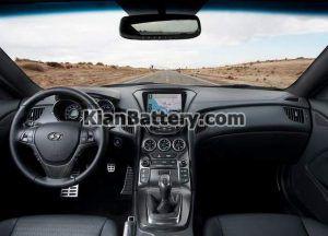 Hyundai Genesis Coupe 8 300x216 باتری هیوندای جنسیس کوپه