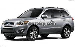 Hyundai Santa Fe 12 300x188 باتری هیوندای سانتافه