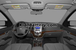 Hyundai Santa Fe 17 300x198 باتری هیوندای سانتافه