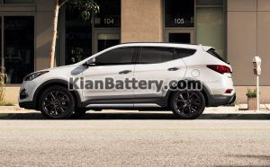 Hyundai Santa Fe 25 300x186 باتری هیوندای سانتافه