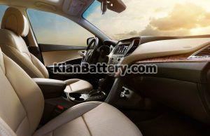 Hyundai Santa Fe 26 300x194 باتری هیوندای سانتافه