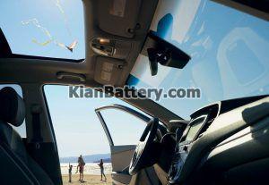 Hyundai Santa Fe 28 300x207 باتری هیوندای سانتافه