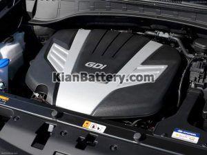 Hyundai Santa Fe 9 300x225 باتری هیوندای سانتافه