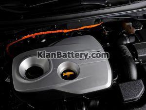 Hyundai Sonata hybride 5 300x225 باتری هیوندای سوناتا