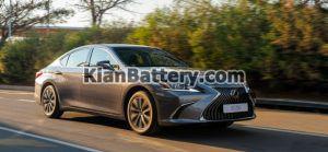 Lexus ES250 7 300x139 باتری لکسوس ES250