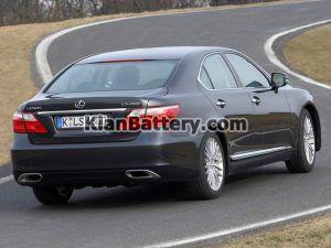 Lexus LS460 2 300x225 باتری لکسوس LS460