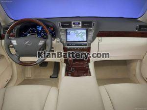 Lexus LS460 7 300x225 باتری لکسوس LS460