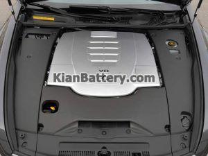 Lexus LS460 8 300x225 باتری لکسوس LS460