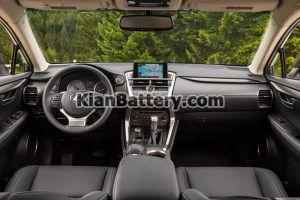 Lexus NX200t 10 300x200 باتری لکسوس NX200