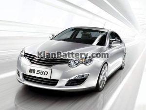 MG 550 1 300x225 باتری ام جی 550