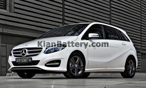 Mercedes Benz B200 5 300x182 باتری بنز B200