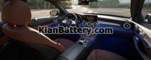 Mercedes Benz C200 13 300x120 باتری بنز C200