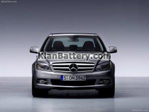 Mercedes Benz C350 1 300x225 باتری بنز C350