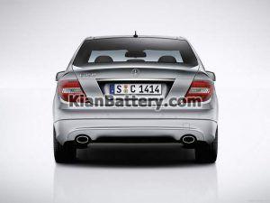 Mercedes Benz C350 12 300x225 باتری بنز C350