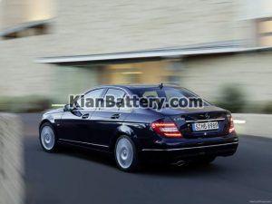 Mercedes Benz C350 13 300x225 باتری بنز C350