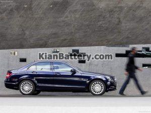 Mercedes Benz C350 14 300x225 باتری بنز C350