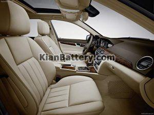 Mercedes Benz C350 15 300x225 باتری بنز C350