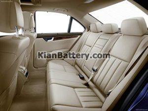 Mercedes Benz C350 16 300x225 باتری بنز C350