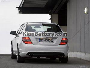 Mercedes Benz C350 3 300x225 باتری بنز C350