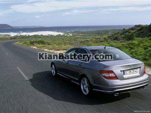 Mercedes Benz C350 4 300x225 باتری بنز C350