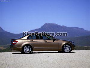 Mercedes Benz C350 5 300x225 باتری بنز C350