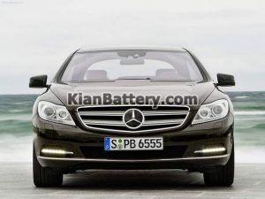 Mercedes Benz CL500 1 300x225 باتری بنز CL500